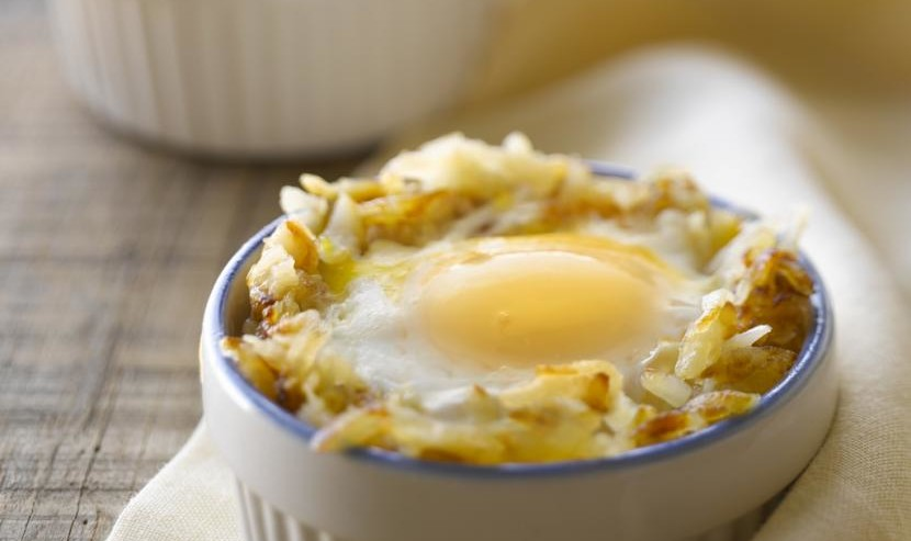 3. Oeuf et patate